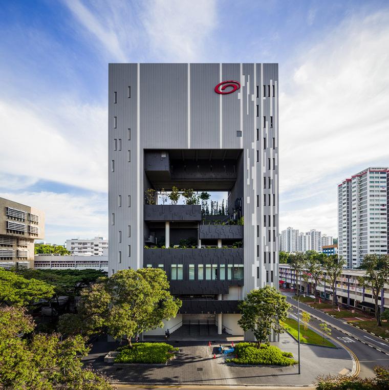 新加坡Gateway剧院