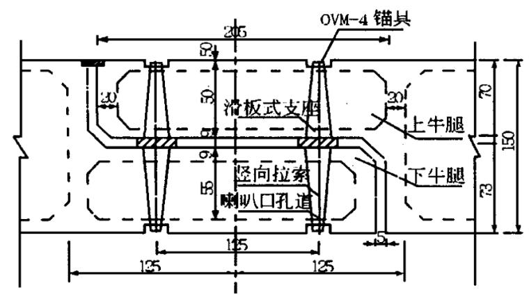 黄河大桥砼链杆铰T型刚构桥加固施工技术