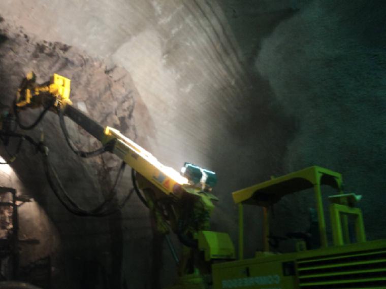 [QC成果]山西铁路通道工程减少隧道施工中喷射砼回弹量