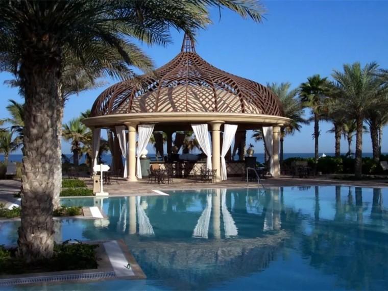 迪拜皇家梦幻酒店景观
