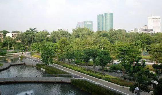 泰国在遭受打击时,景观设计做了什么?_6
