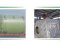 建筑工程废气处理设备施工现场照片