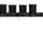 [内蒙古]高层框架结构办公、公寓及商业餐饮建筑施工图