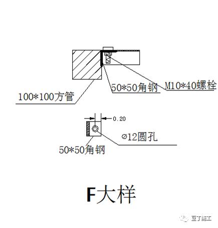 标准化钢筋加工棚这样搭,有详图、有材料表_6