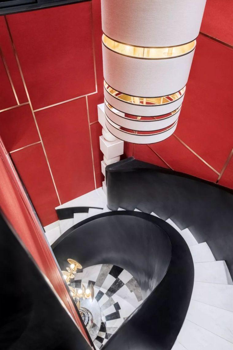 跃层都市公寓融入4种风格后,竟然如此惊艳!_4