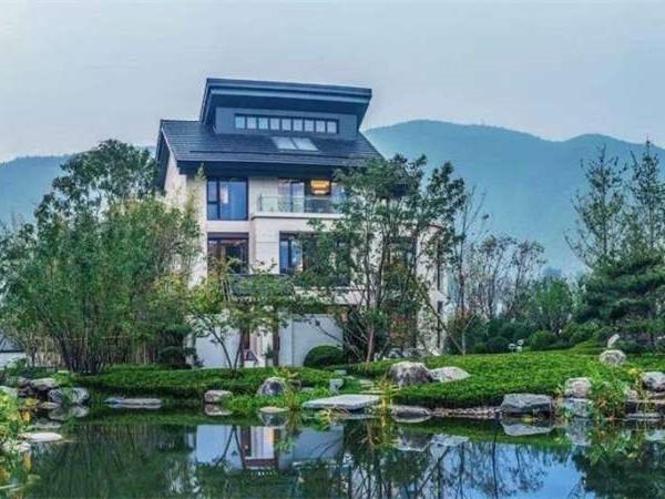 北京远洋天著春秋景观