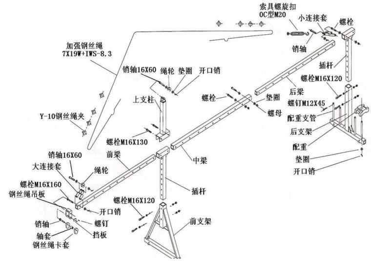 [湖南]高档住宅小区外墙施工用电动吊篮施工方案