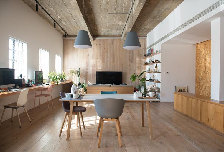 上海120m²老宅格局改造