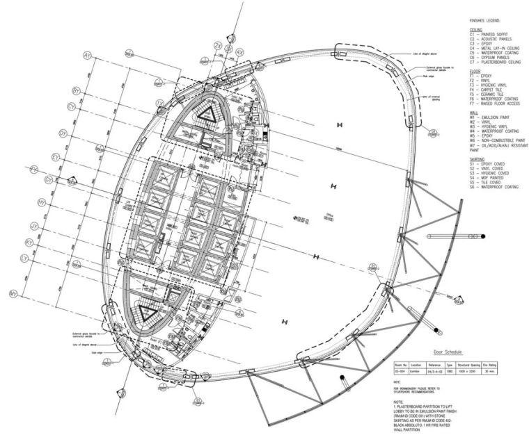 首都门厅――世界上倾斜度最大的塔楼_18