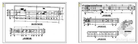 基坑护壁结构施工图