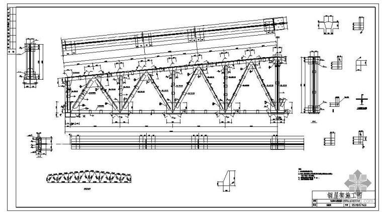 [学士]某24米跨钢结构厂房课程设计