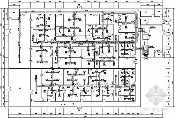 [南昌]综合制剂车间净化工程设计施工图