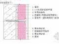 挤塑保温板外墙贴砖施工工法(免缝组块分格)
