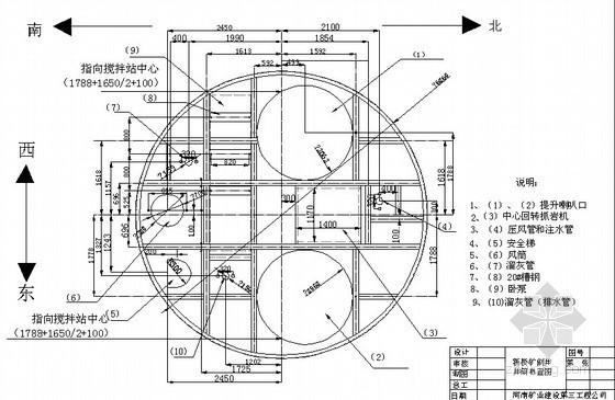 [河南]煤矿矿井工程施工组织设计