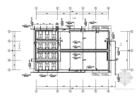 [江苏]污水处理站工艺流程图