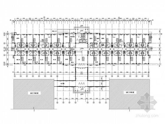[北京]会议中心建筑给排水施工图纸(游泳馆 水处理)