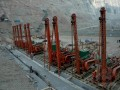 围堰加固工程高压旋喷桩防渗墙施工技术交底