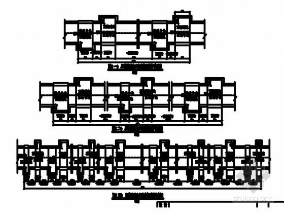 V级浅埋围岩资料下载-[贵州]时速250公里客专双线有砟轨道隧道下锚复合式衬砌施工图36张(知名大院)