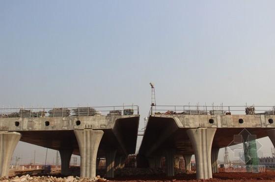 公路铁路特大桥现浇箱梁专项施工方案合集(284页 附CAD图 计算书 满堂支架)