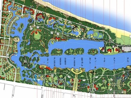 [日照]海洋文化水上乐园景观设计方案