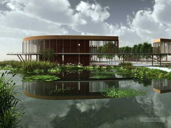 [安徽]国家级特色湿地公园景观方案设计文本