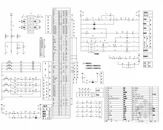 [黑龙江]小型加工工厂电气施工图纸