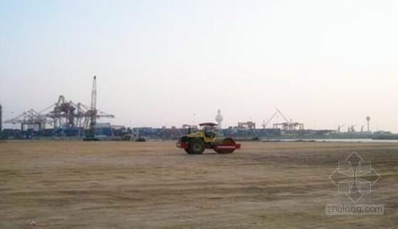 [广东]填海造陆施工方案(防波堤 码头陆域工程)