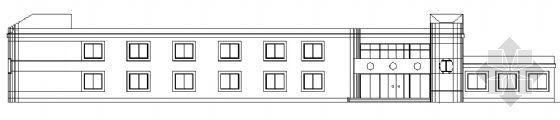 某二层幼儿园建筑图