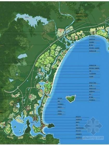 [三亚]滨海景观旅游规划方案