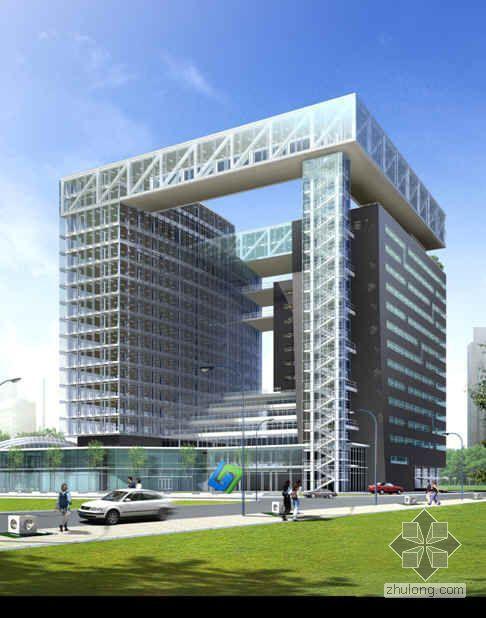 成都某高层钢结构桁架提升施工方案(液压提升 270吨 高73米)