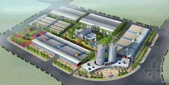 汽车城规划设计方案