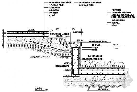 驳岸结构详图(3)-4