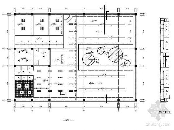 [学生作业]服装专卖店装修设计图