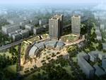 [云南]高层紧凑体形现代风格SOHO办公楼建筑设计方案文本