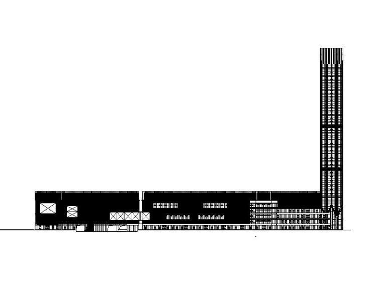 [浙江]超高层塔式商务酒店建筑施工图