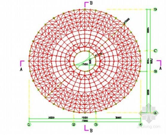水泥生产线网架工程施工方案介绍(PPT演示)