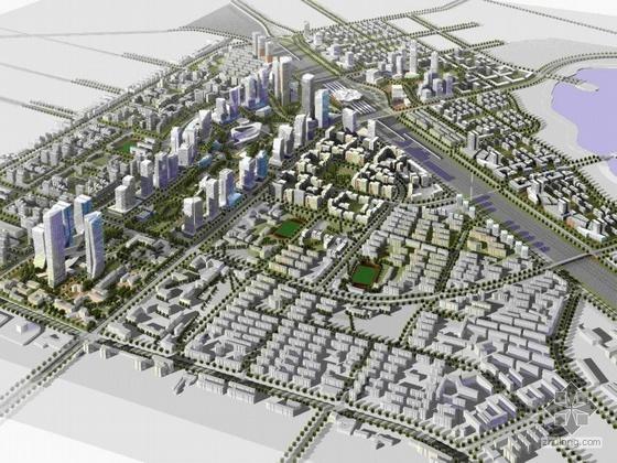 大庆地区规划设计方案