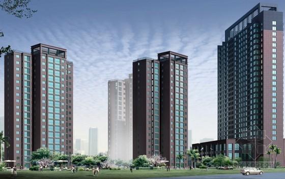 高层住宅建筑工程量清单计价实例(招标控制价 综合单价分析)