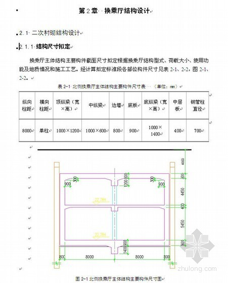 [学士]地下铁道交叉车站设计与施工