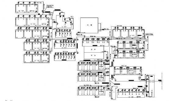 某公司家属院一户一表改造工程施工图