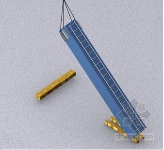 唐山市某钢厂钢结构厂房施工组织设计