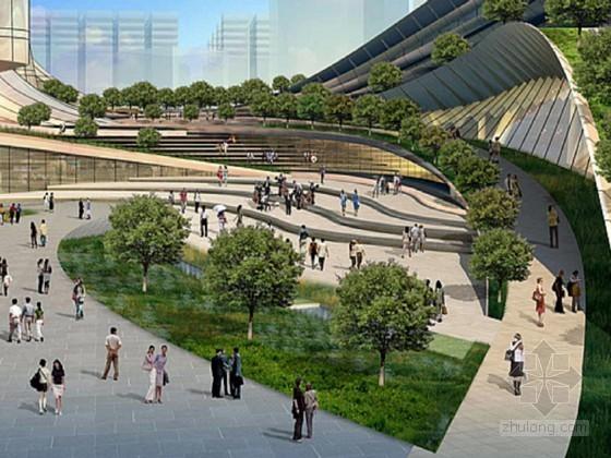 地铁地下车站明挖顺筑法施工混凝土工程施工专项方案32页