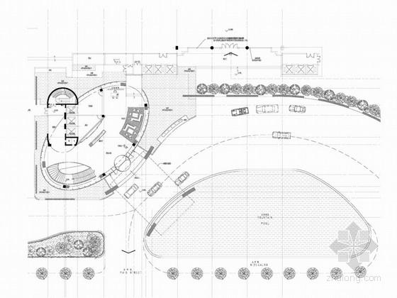 [东莞]全球连锁黄河商业城优雅奢华五星级酒店设计方案