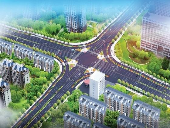 [安徽]城市道路改扩建工程全套施工图设计(照明排水、桥梁)