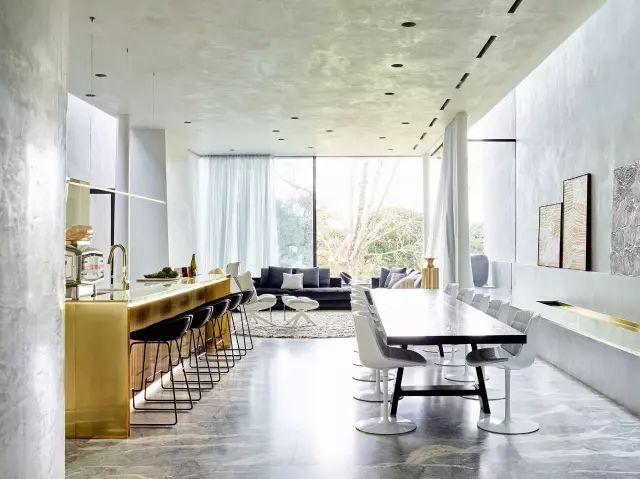 设计师为自己设计的家,实在太养眼了!