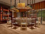 (原创)铁板烧餐厅设计案例效果图