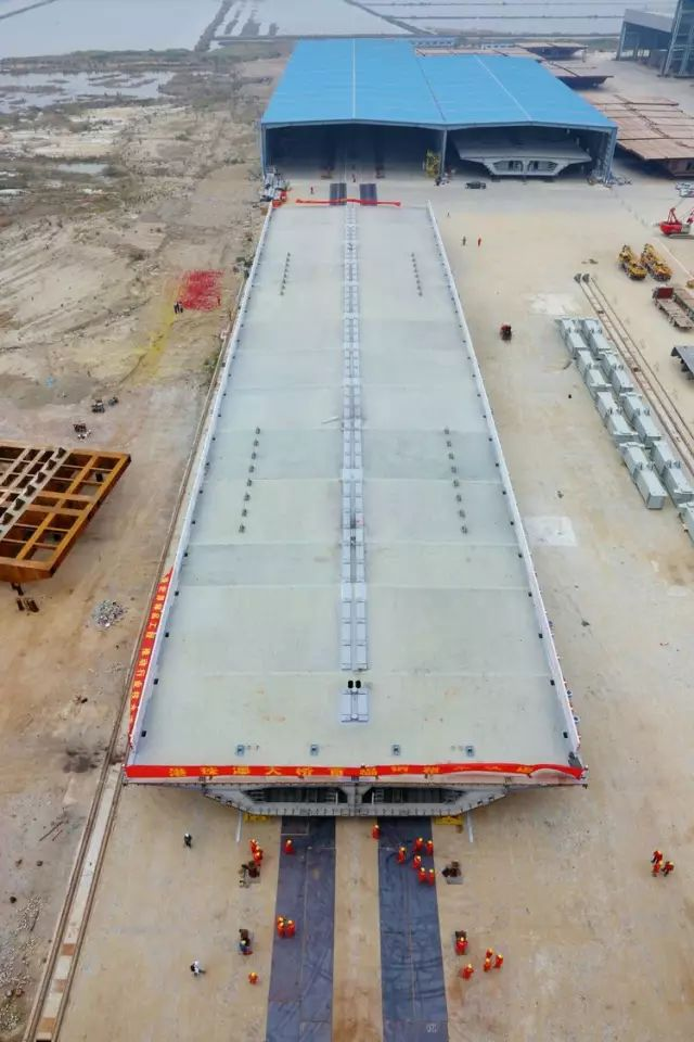 港珠澳大桥钢箱梁原来是这样建成的!_20