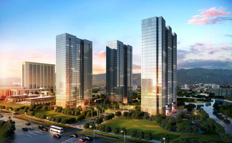 绿城百合公寓酒店项目样板房精装修营造总结汇报