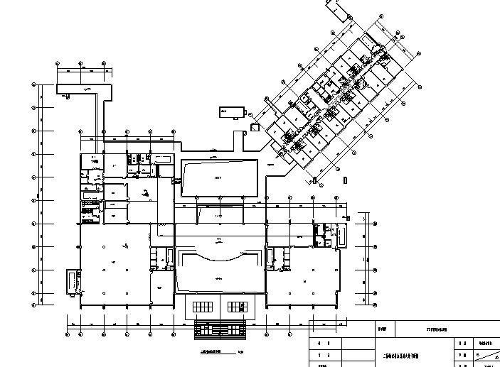 二十二层大型宾馆给排水全套施工图纸_3