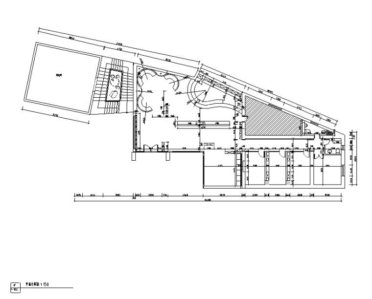 [新疆]般若世界|复古时尚西餐厅设计施工图(附效果图)